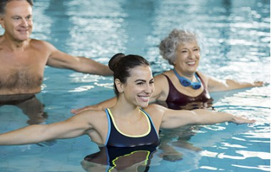 AquaGym/Aquajogging/ Circuit Training - Carte Cadeau 10 séances