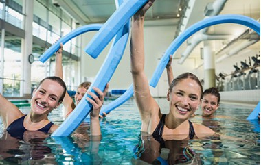 AquaGym/Aquajogging/ Circuit Training - Carte 1 séance